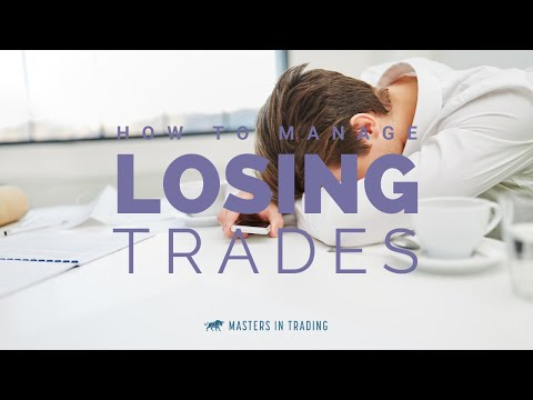 How To Manage Losing Trades | Thinkorswim Live Stock & Options Trading