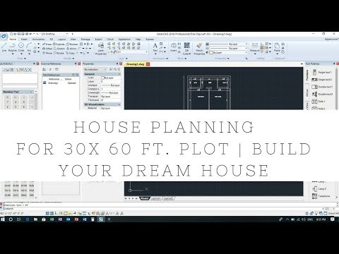 House Planning For 30 X 60 Ft. Plot | Build Your Dream House