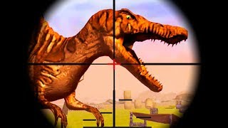 Dinosaur Hunt 2018 (by Best Free Games) Android Gameplay Trailer
