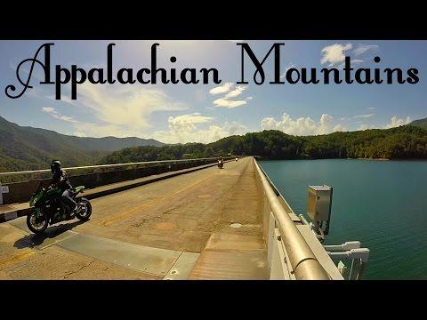 Touring The Appalachian Mountains (Trailer)
