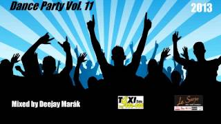 DEEJAY MARÁK - DANCE PARTY Vol.11.