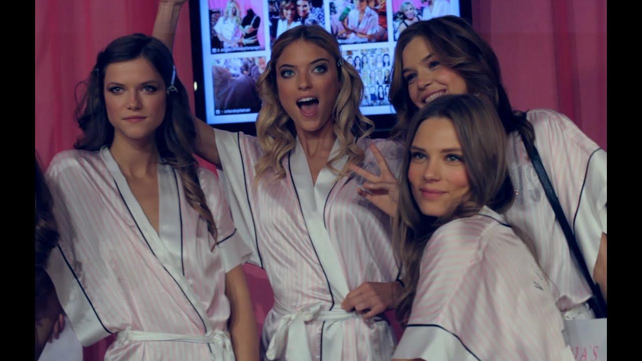 Backstage Fun at Victoria's Secret Fashion Show 2013-2014 Backstage Fun at Victoria's Secret Fashion Show 2013-2014 new foto