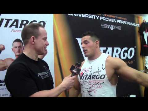 Mr. Pec-Tacular Jesse Godderz Interview from the 2013 Arnold Expo