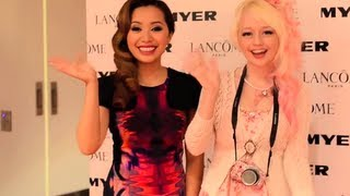 Morning Make Up- Meeting Michelle Phan - Violet LeBeaux