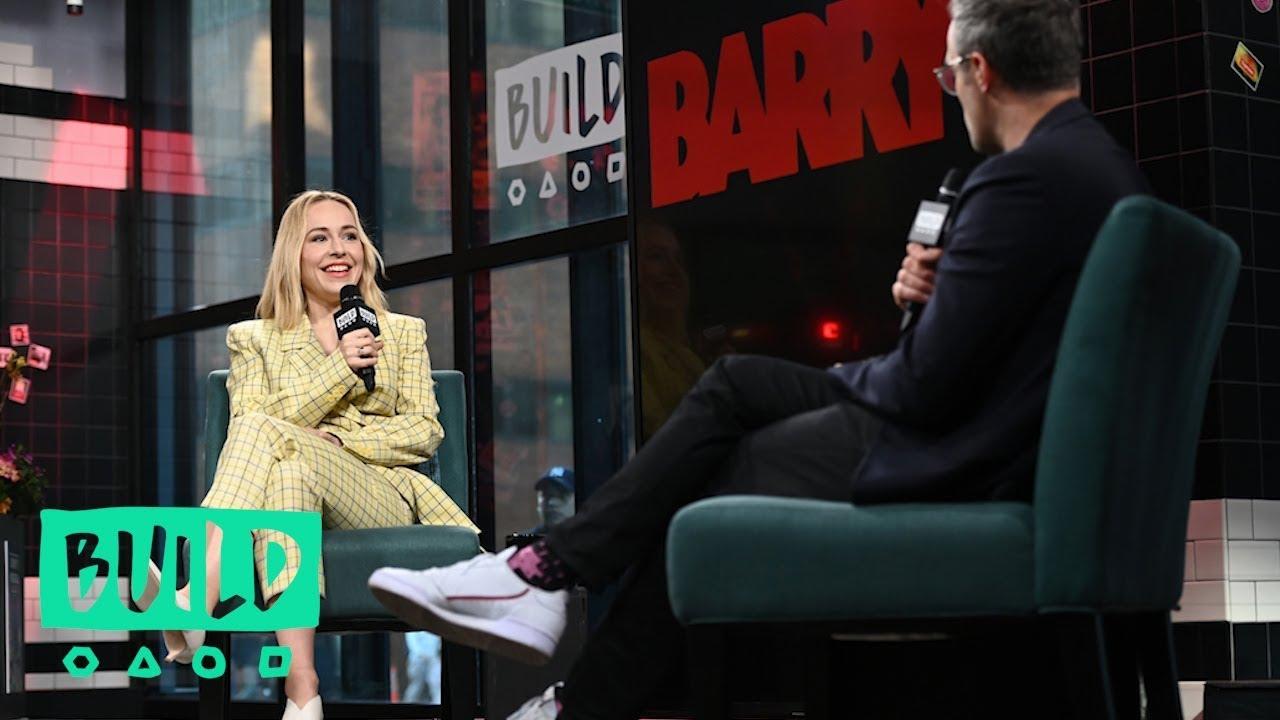 Sarah Goldberg Discusses Season 2 Of The HBO Series,