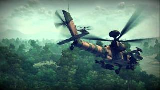 Official Apache Air Assault new HD video game trailer X360 PS3