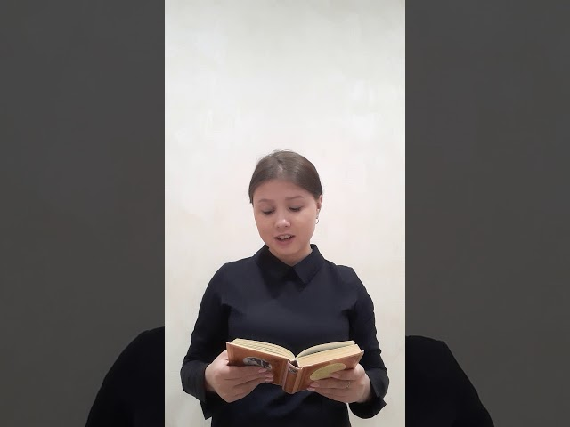 Изображение предпросмотра прочтения – ЕлизаветаКоренкович читает произведение «Мой милый, что тебе я сделала?» М.И.Цветаевой