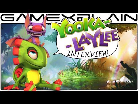 Yooka-Laylee Developer Interview