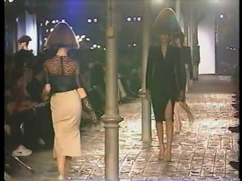 Alexander McQueen for Givenchy Fall 1997 Fashion Show (full)