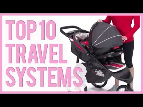 Best Travel System Strollers 2016 – TOP 10 Car Seat Stroller Combo