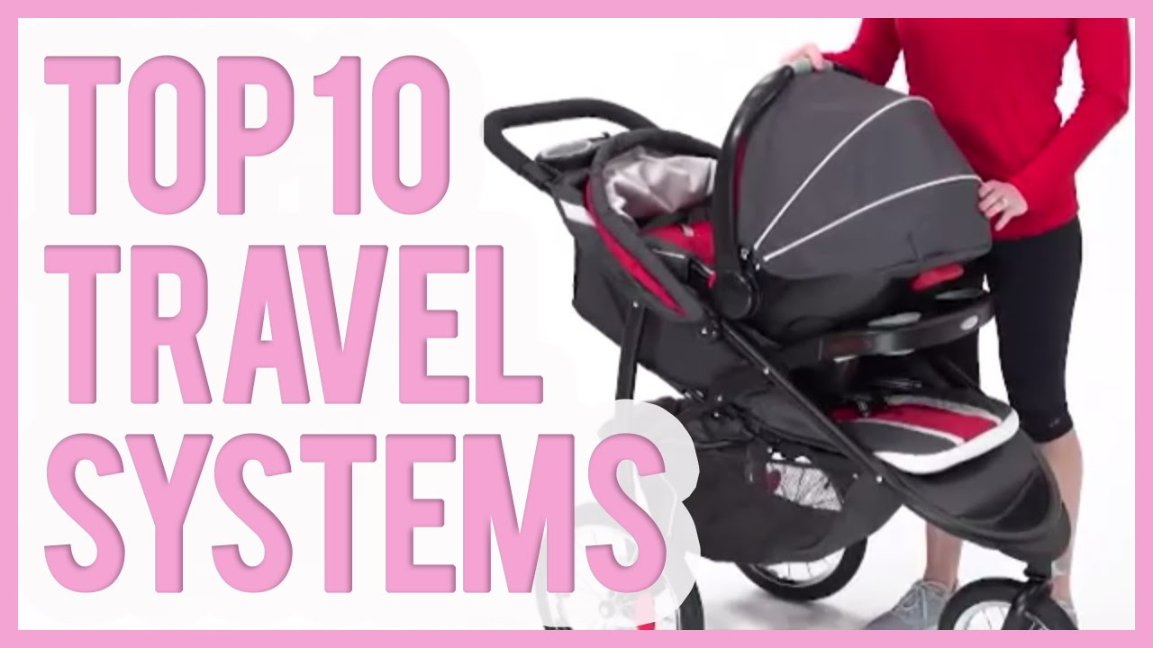 Best Travel System Strollers 2016 & 2017 – TOP 10 Car Seat Stroller ...