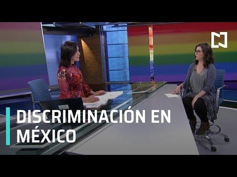Discriminación en México - Las Noticias con Karla Iberia