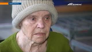 Почти полгода в мариупольской больнице живет пожилая женщина