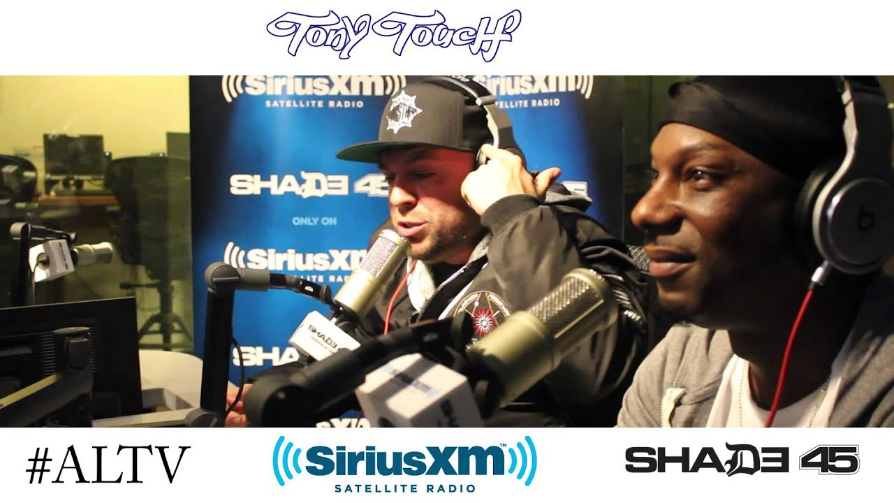 "Ras Kass Freestyle On DJ Tony Touch's ""Toca Tuesdays"" Shade 45"