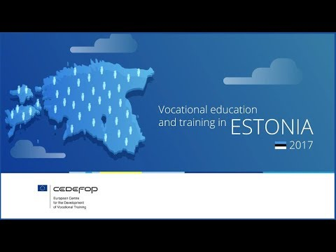 Vocational education and training in Estonia