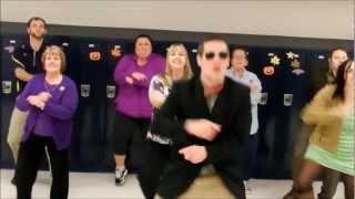 Mr. Honish Presents: South America (Gangnam Style Parody)