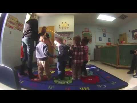 A Day in the life of 2-year-old Daycare