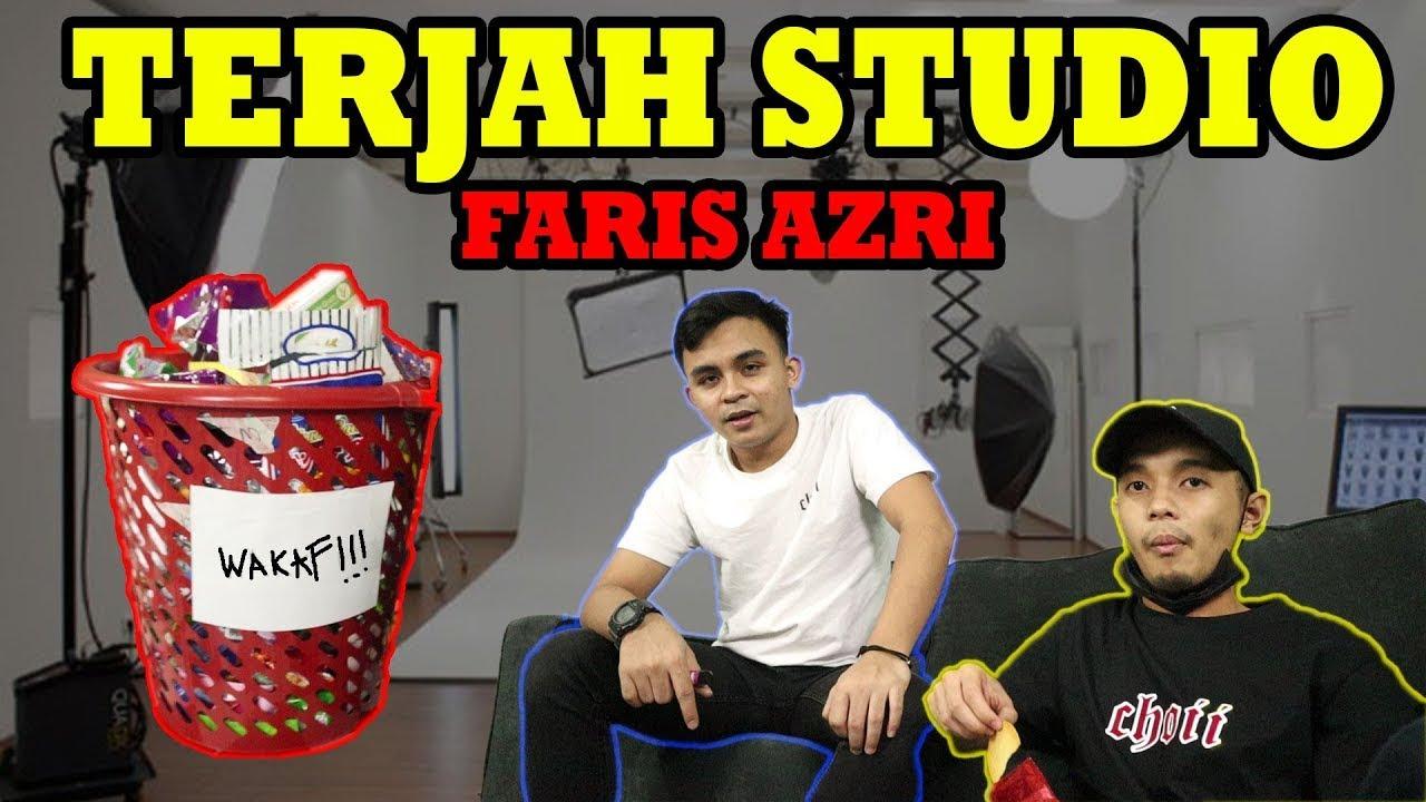TERJAH STUDIO FARIS AZRI - FARIS DAH NAK KAHWIN .