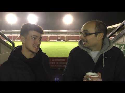 Walsall 0 Charlton 2 - Tom Leach and Joseph Masi give their post match reaction