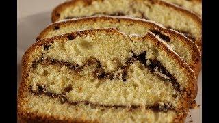 Суперпростой кекс с корицей - это очень вкусно!