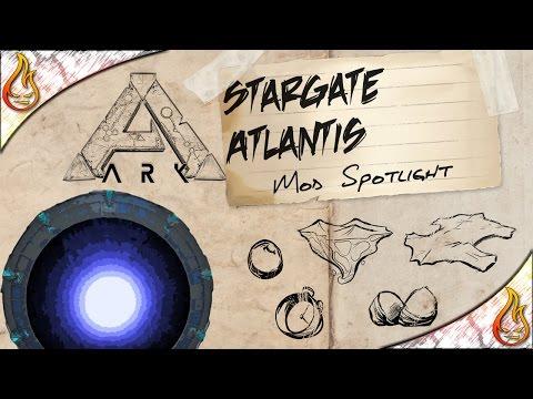 Ark Stargate Atlantis Mod Spotlight