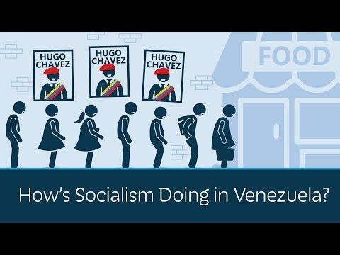 How's Socialism Doing in Venezuela?