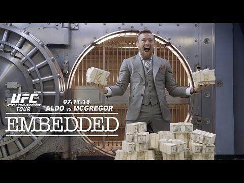 UFC 189 World Championship Tour Embedded: Vlog Series - Episode 7