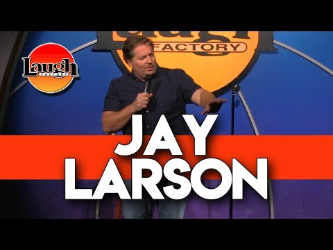 Jay Larson | Accepted Racism | Stand Up Comedy