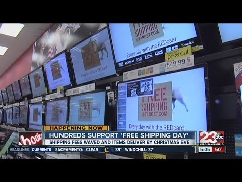 Free Shipping Day saves you major money