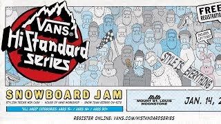 Vans is thrilled to announce the return of the 2018 Vans Hi-Standar...