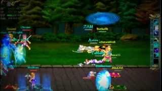 Wonderland Online - Trojan Wars - Defending Castle