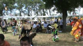 Whistle Song-2 BEST Lincoln Indian Club Powwow 2011