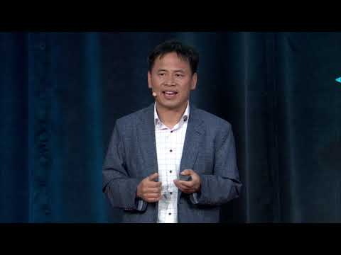 Water's Amazing Chain-like Structure | Byung Kim | TEDxBoise