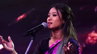 "Mechu Dhimal ""Nepali Hami"" - LIVE -The Voice of Nepal Season 2 - 2019"