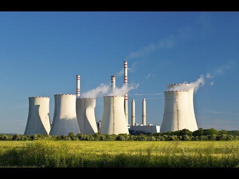 What are power stations