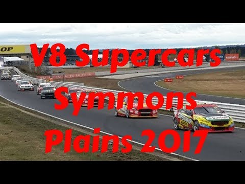 V8 Supercars - Symmons Plains, 2017