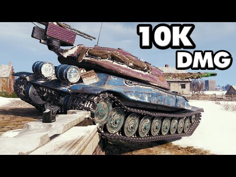 Object 705A - 10254 Damage - World of Tanks Gameplay thumbnail