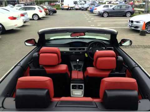 BMW SERIES I CABRIOLET E AT Auto For Sale On Auto - 2012 bmw 335i convertible for sale