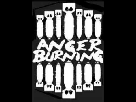 ANGER BURNING - Old Recordings