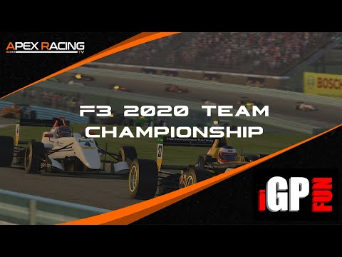 2020 F3 Team Championship - Relive
