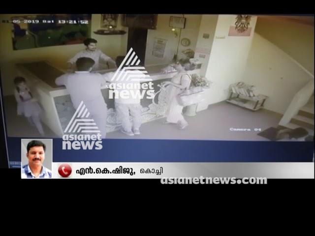 Kochi Munambam Human trafficking ; Cherai private resort's CCTV visuals out