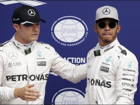 Formula One, Italian Grand Prix, Lewis Hamilton, Nico Rosberg