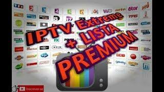 SAIU NOVA LISTA  IPTV EXTREME