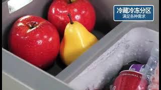 CF 소형 차량용 냉장고 55L/케민차 냉온장고 24V…