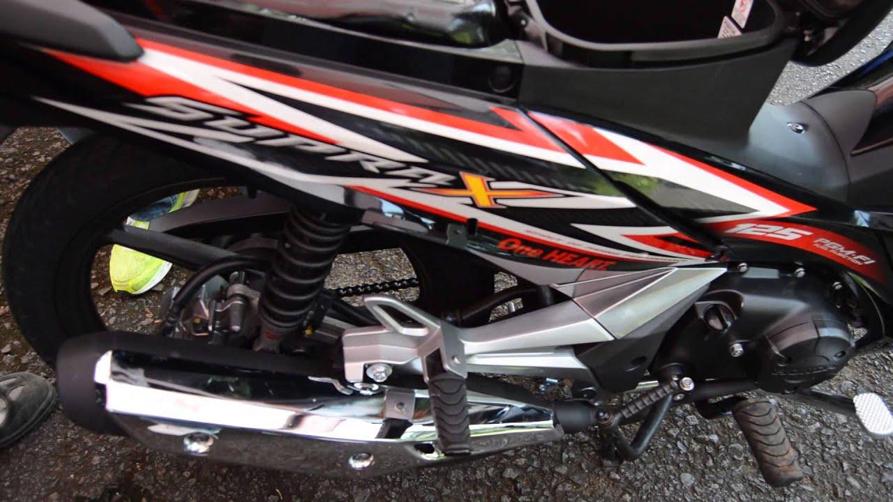 New Honda Supra X 125 FI By Kobayogascom YouTube