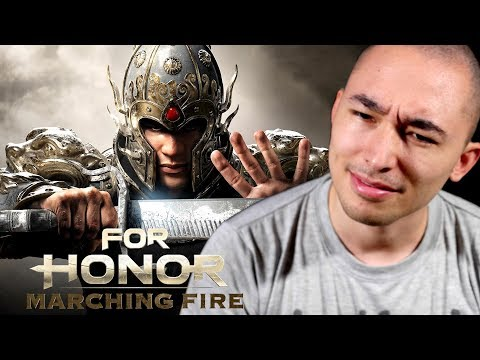 Real Shaolin Disciple Reacts to Marching Fire Expansion For Honor