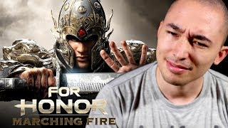 Real Shaolin Disciple Reacts to Marching Fire Expansion (For Honor) thumbnail