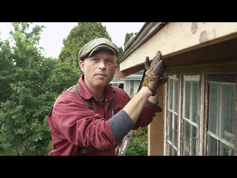How to Repair a Rafter Tail & Install Fascia