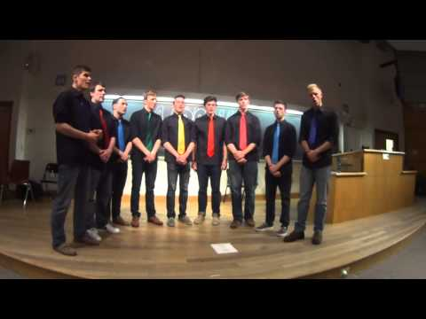 That Lonesome Road (James Taylor) - A Capella Cover - Spring Concert 2014