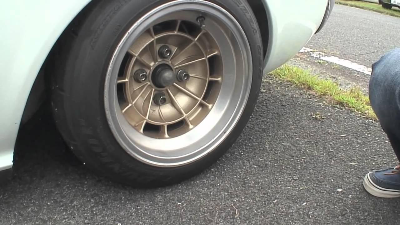 Celica Trd >> Classic Toyota Celica GTV with TOSCO Wheels - YouTube